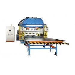 SANDT cutting press